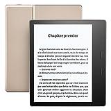 Liseuse Kindle Oasis - Doré, Résistante à l'eau, Écran haute résolution 7' (17,7 cm) 300 ppp,  32 Go Wi-Fi