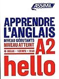 Apprendre l'Anglais : Niveau débutants-A2 (1CD audio MP3)