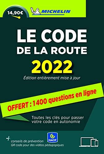 Code de la route Michelin 2022