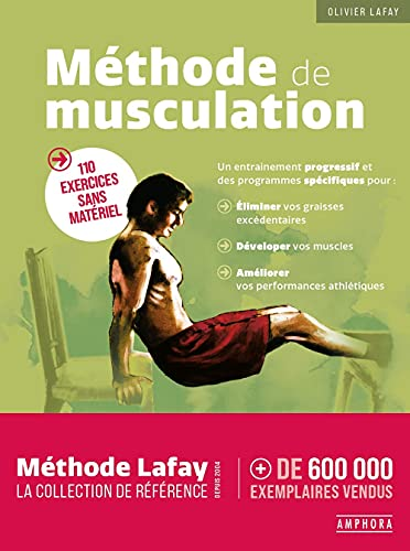 METHODE DE MUSCULATION: 110 EXERCICES SANS MATERIEL