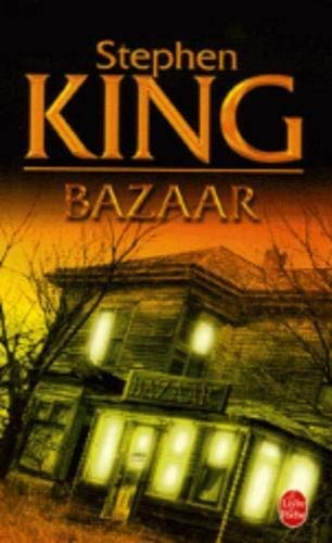 BAZAAR by STEPHEN KING (February 01,2010)
