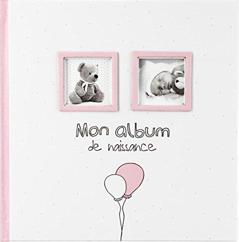 Mon album de naissance Fille - Coloris ROSE