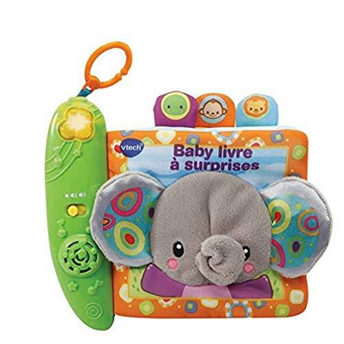 Baby livre à surprises - Version FR