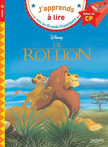 Disney - Le Roi Lion CP Niveau 1