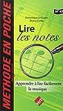 Lire les notes : Apprendre à lire facilement la musique