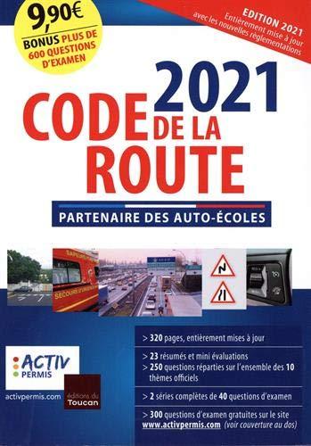 code de la route 2021