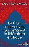 Le Club des veuves qui aimaient la littérature érotique (Roman)