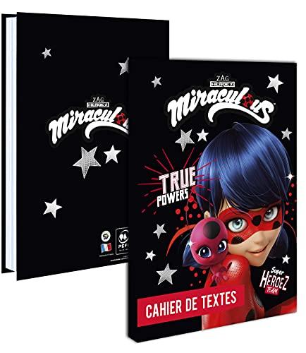 Cahier De Textes Miraculous Collection Officielle 2022
