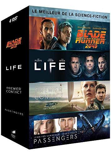Meilleur de la Science-Fiction-Coffret : Blade Runner 2049 + Life : Origine inconnue + Premier Contact + Passengers