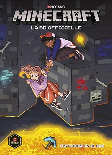 Minecraft la BD officielle : Histoires en blocs