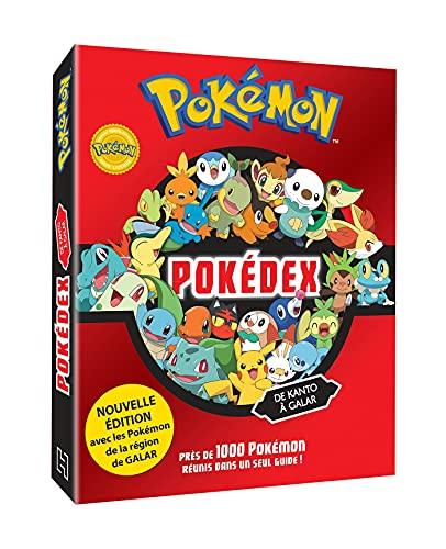 Pokémon - Pokédex de Kanto à Galar