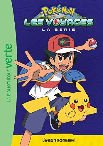 Pokémon Les Voyages 01