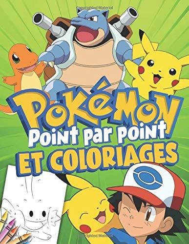 Pokémon: Point par Point et Coloriages