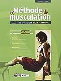Méthode de musculation : 110 exercices sans matériel