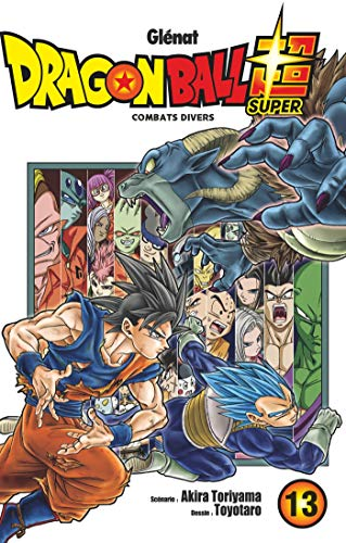 Dragon Ball Super - Tome 13