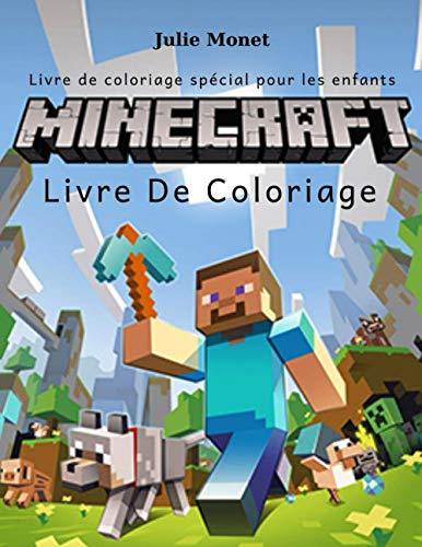 Minecraft Livre De Coloriage: Livre de coloriage spécial pour les enfants