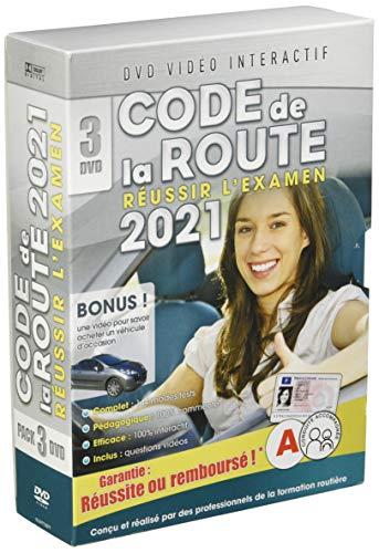 Code de la Route 2021-3 [DVD Interactif]