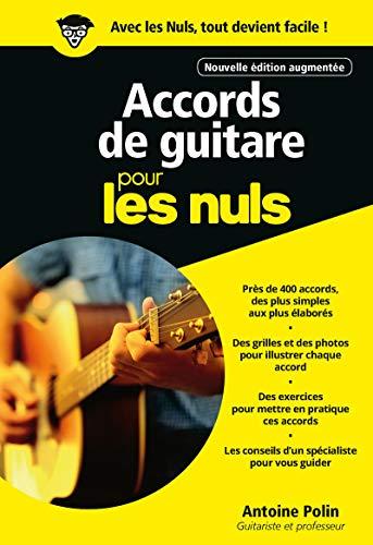 Accords de guitare Pour les nuls, 3e édition