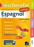 Bescherelle Espagnol collège : grammaire, conjugaison, vocabulaire, prononciation (A1-A2)
