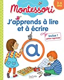 J'apprends à lire et à écrire Montessori (3-6 ans)