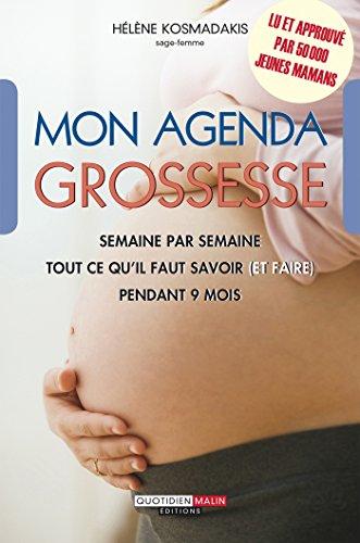Mon agenda grossesse (PARENTING POCHE)