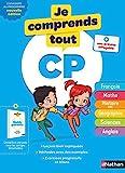 Je Comprends Tout CP - Tout en un (cours + exercices) pour réviser tout le programme du CP dans toutes les matières